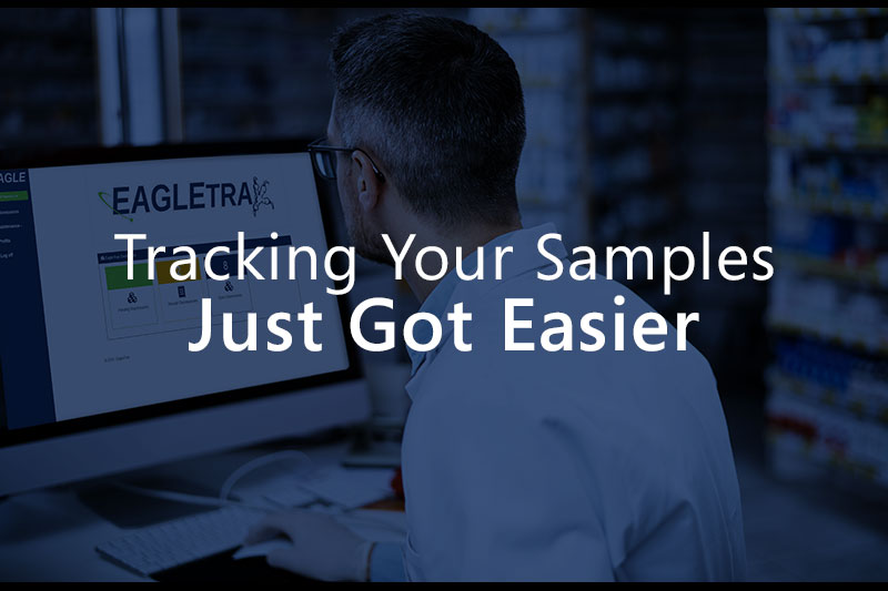 Tracking Your Samples Just Got Easier