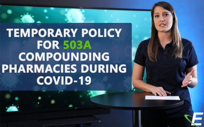 More on FDA's Guidance for 503A Compounding of COVID-19 Meds