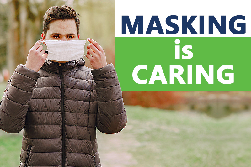 Mask Up – It's the Right Thing to Do