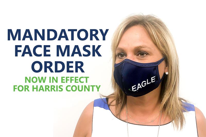 Face mask order