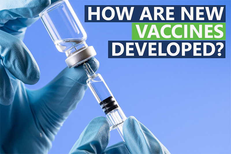 The Phases of Developing a Vaccine