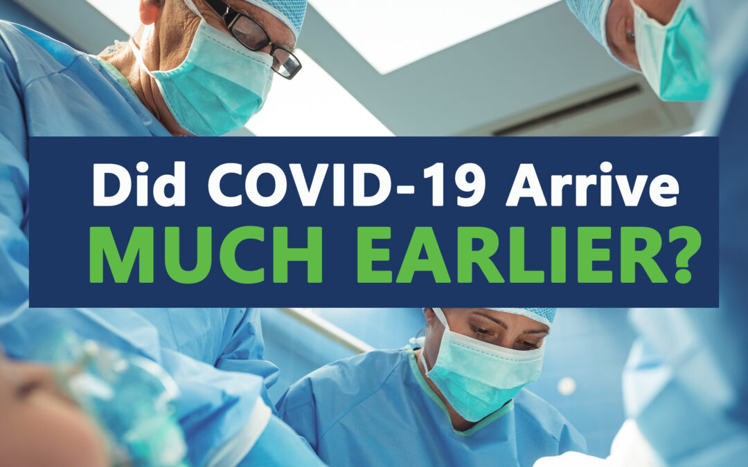 USA May Have Had COVID-19 Cases Earlier Than We Think